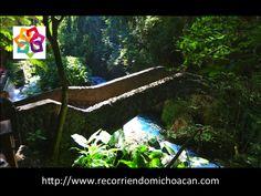 """VACACIONES EN MICHOACÁN. Te cuenta sobre el Parque Nacional Barranca del Cupatizio; que en lengua purépecha significa """"Río que canta"""". Ubicado en Uruapan, cuenta con una exuberante vegetación, cascadas naturales y artificiales, puentes, senderos, bellas artesanías, pinturas y otros objetos de arte de la región que lo vuelven una atracción en esta ciudad. http://www.hoteldelfinplayaazul.com/ Hotel Delfín Playa Azul."""
