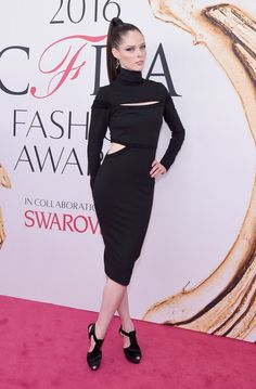 Coco Rocha - Best Dressed at the 2016 CFDA Fashion Awards - Photos
