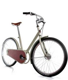 Urban Bicycle Design no 13. Paper Bicycle. Made in Scotland.