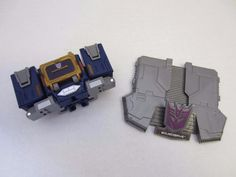 Soundwave Transformer Titanium Die Cast Hasbro #Hasbro