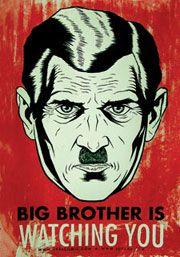 """Résultat de recherche d'images pour """"Georges Orwell 1984"""""""