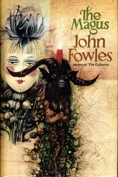The Magus - John Fowles I have read this novel three times and loved it each time. A hugely underrated novel! I Love Books, Great Books, Books To Read, The Big Read, John Fowles, High School Love, Famous Novels, Beautiful Book Covers, Page Turner
