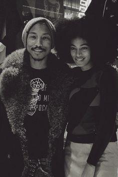 Pharrell x Solange