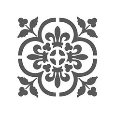 J BOUTIQUE STENCILS LARGE WALL STENCILS DAMASK STENCIL DIY REUSABLE PATTERN DECOR FAUX MURAL V0013 (x-large) J BOUTIQUE STENCILS http://www.amazon.com/dp/B00R8PJDSU/ref=cm_sw_r_pi_dp_7iBjvb1SXWAW6