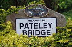 Visiting the Yorkshire Dales? Then come and explore the charming little town of Pateley Bridge, Nestled in the heart of Nidderdale. Yorkshire Dales, North Yorkshire, Best Of British, Down The River, North Sea, Over The Years, Bridge, British Isles, Teacups