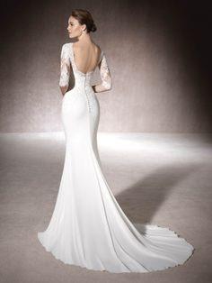 Brautkleider Meerjungfrau-Stil - Minerva