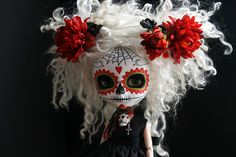 Custom Pullip doll by Kittytoes