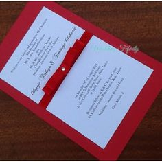 Wedding invitation in nigeria click image to buy and see our classic elegance wedding invitation nigerian weddingsred ribbonwedding invitation cardsclassic elegance stopboris Choice Image