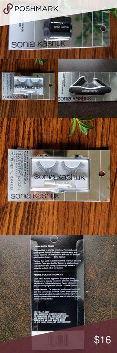 Sonia Kashuk Beauty Tool Bundle Brand: Sonia Kashuk Includes pencil sharpener, false eyelashes, and lash/brow comb  Brand new, never used/open Sonia Kashuk Makeup Brushes & Tools