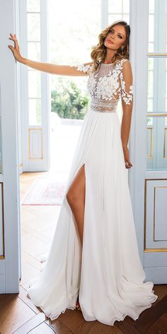 Designer Highlight: Milla Nova Wedding Dresses ❤ See more: http://www.weddingforward.com/milla-nova-wedding-dresses/ #weddingforward #bride #bridal #wedding