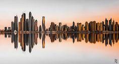 Karim Nafatni - Die höchsten Hochhäuser der Welt von oben