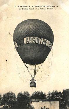 Musee Virtuel de l'Absinthe - Le Monde des Antiquites d'Absinthe