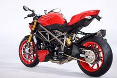 Ducati Streetfighter (rear)