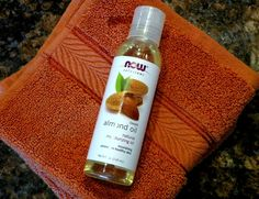 Sweet Almond Oil: Try this frugal, non-toxic, one ingredient skincare routine for face wash, makeup remover, and moisturizer all in one!