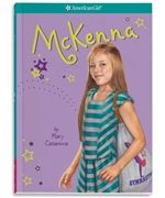 McKenna (Paperback) inspire your gymnast with a book this Christmas from www.ten-o.com ! Christmas gifts, gymnastics gifts, coach gifts, gymnast gifts, girl gifts
