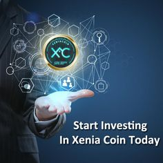 Don't miss the opportunity to get your Xenia Take part in our token sale and get Bonus Only 27 ICO Days Left!