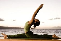 Yoga for health and beauty