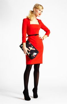 kate spade new york sheath dress & accessories    Was: $398.00 Now: $238.80 (40% OFF)  Item #595816