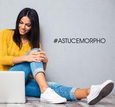ASTUCE MORPHO chaussures #morpho #shoes #blog #LaModeuse