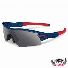 Fake Oakley Radar Path Sunglasses Polished Blue / Black Iridium