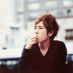 Ahhhh, he is so beautiful :D Ninomiya Kazunari, Japanese Men, Voice Actor, Good Looking Men, Best Actor, Cute Guys, The Magicians, Sexy, How To Look Better