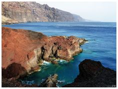 Punta de Teno (Ténérife - Canaries) Tenerife, Canario, Canary Islands, Atlantic Ocean, Spain, Scenery, Travel, Lanzarote, Canarian Islands