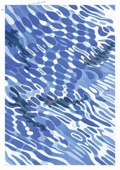 mi[cha]el[rles] - irakalan:   WATER RIPPLE & FISH Artist HIROYUKI...