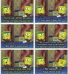 Spongebob Squrepants