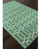 RugStudio presents Addison And Banks Flat Weave Abr1480 Emerald Green Flat-Woven Area Rug
