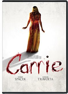Carrie (Special Edition) SPACEK,SISSY -A young, abused and timid 17-year-old girl discovers she has telekinesis, and gets pushed to the limit on the night of her school's prom by a humiliating prank.