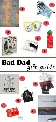 nerd father's day gifts
