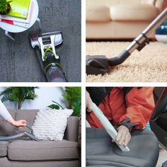 How To Deep-Clean Your Vacuum #cleaning #hack #DIY