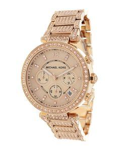 """Michael Kors Women's """"Parker"""" Watch is on Rue. Shop it now."""