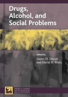 Includes 14 clearly written articles that exemplify the best of sociological scholarship on drug and alcohol problems. The readings strike a balance between constructionist, epidemiological, and ethnographic approaches to the study of drinking, drug use, and related problems such as domestic violence, crime, and the spread of HIV/AIDS.