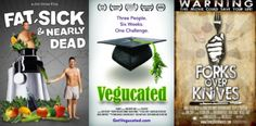 3 Must-Watch Documentaries on the Benefits of a Plant-Based Diet