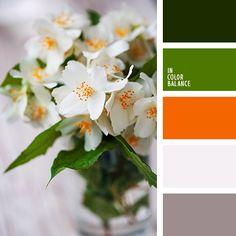 Цветовая палитра №3811