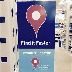 Find-It-Faster In-Store Navigation