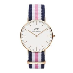 Montre Femme Wellington Southampton / Rose or