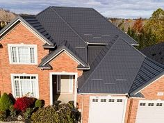 Green Metal Roofing - Ontario's Best and Top German Quality Roofing Systems for residential and commercial projects. Green Metal Roofing, Metal Roof Installation, Roofing Systems, Ontario, Venice, Solar, Shed, Profile, Outdoor Structures