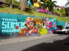 Que Chimba! – QUO VADO ?! Travel, Murals, Colombia, Viajes, Destinations, Traveling, Trips