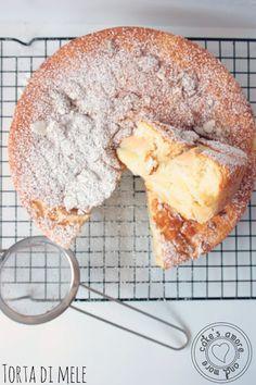 apple cake  Cake's Amore... and more: Torta di mele senza burro delll delle sorelle Simili    ...