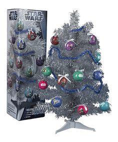 Look what I found on #zulily! Star Wars Mini Tree by Star Wars #zulilyfinds