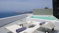 Hotelul Grace, Santorini