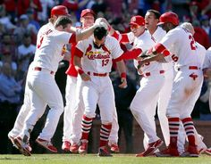 ST. LOUIS (AP)(STL.News) — Randal Grichuk hit a two-out, two-run homer in the bottom of the ninth inning to tie it and Matt Carpenter delivered a grand slam in the 11th, lifting the St. Louis Cardinals over the Toronto Blue Jays 8-4 Thursday in the...