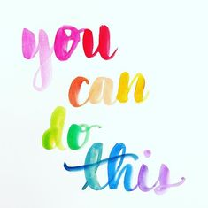 You can do this.