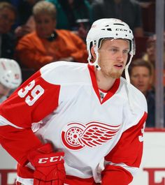 f92bc5d6f Anthony Mantha Red Wings Hockey