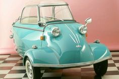 After producing thousands of aircraft for Nazi Germany during the Second World War, Messerschmitt wa... - Autocar