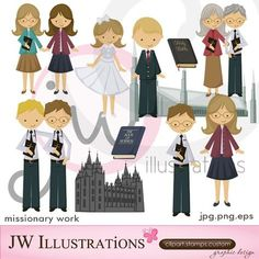 lds missionary clipart instant download sister missionaries lds rh pinterest com lds missionary clipart free lds clipart missionary tags
