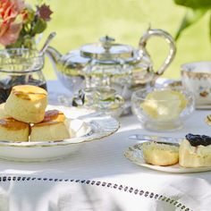 Tea With the Queen: 3 Recipes from Buckingham Palace's Very First Teatime Cookbook
