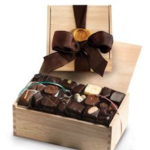 some of THE BEST chocolates. l.a. burdick